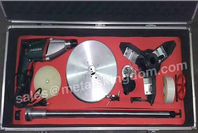 MJ-250 Portable Globe Valve Grinding Machine
