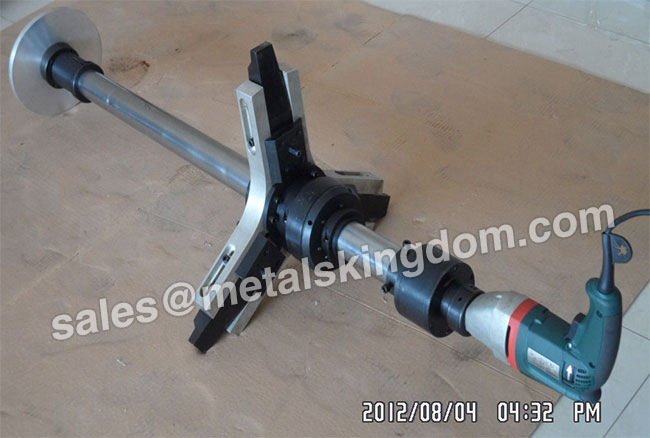 MJ-400 Portable Globe Valve Grinding Machine
