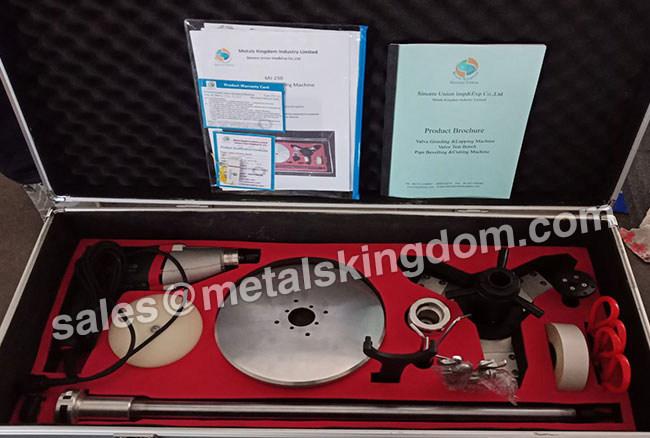 MJ-250 Portable Valve Grinding