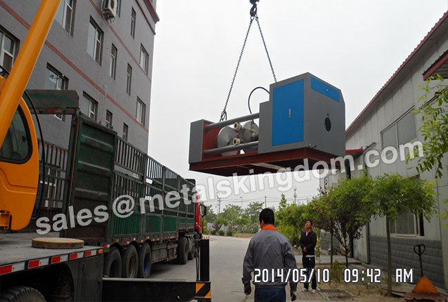 Shipment for Valve Pressure Test Bench