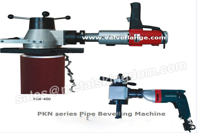 PKN-150 Portable Inner Expand Type Pipe Beveling Machine