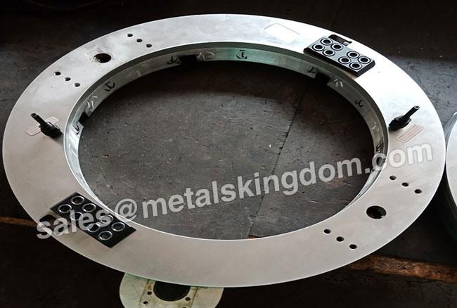 PG Series Bi-semi-ring Pipe Beveling and Cutting Machine