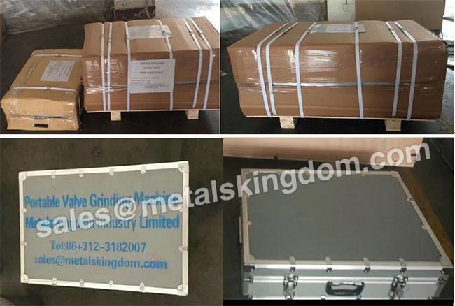 MZ150 Portable Gate Valve Grinding Machine
