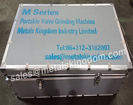 Shipment for Portable Valve Grinding