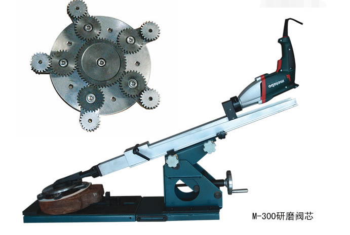 Introduction To Portable Valve Grinding Machine