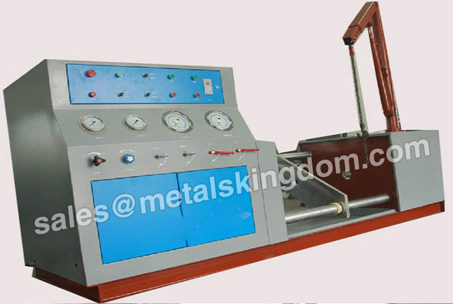 Causes And Elimination Of Leakage Of Hydraulic System In Valve Test Stand