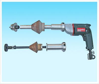 the valve test equipment?