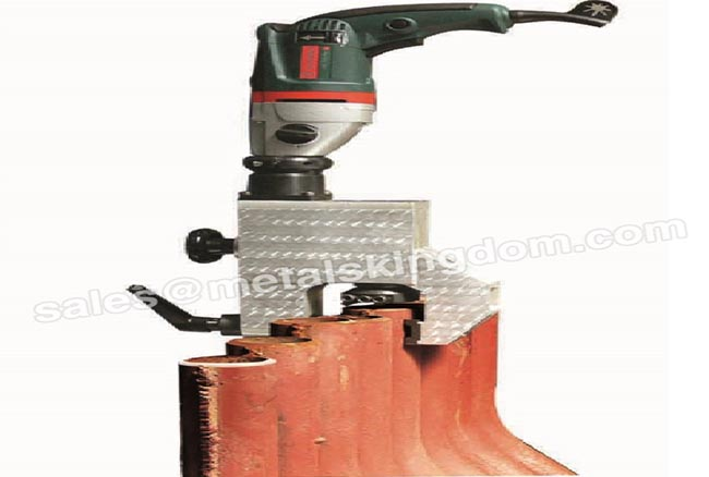 Portable PKZ-76  External Clamped Type Pipe Beveling Machine