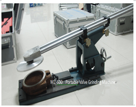 Difference between MZ-600 and M-600 Portable Valve Grinding Machine