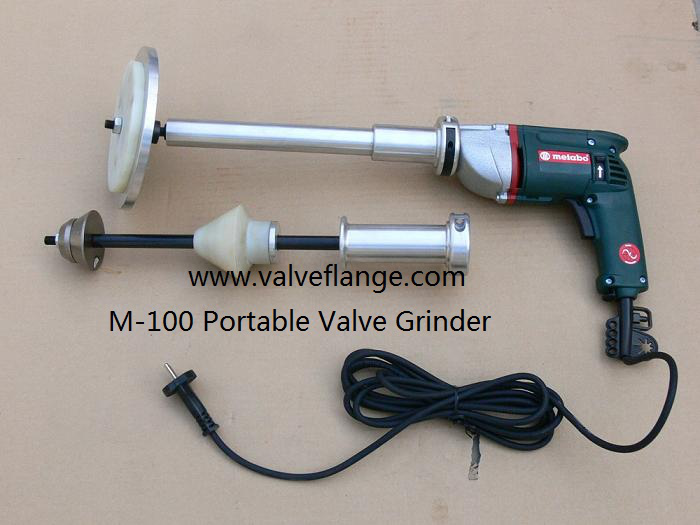 M-100 Portable Valve Grinder