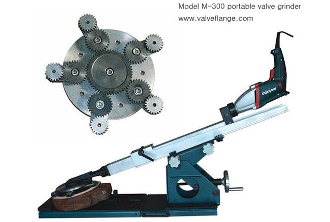 M-300 Portable Gate Valve Grinding Machine