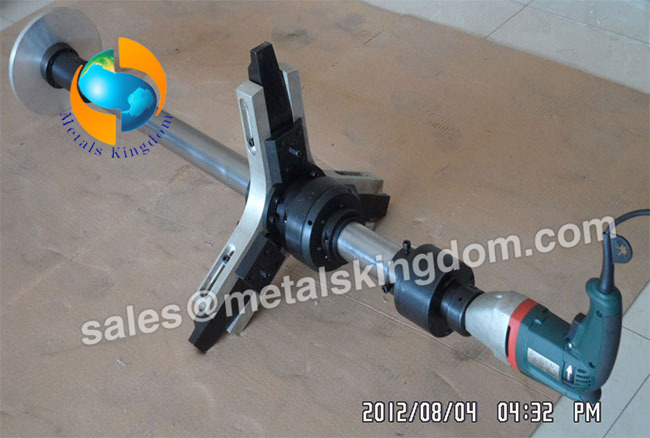 MJ-400 Portable Globe Valves Grinding Machine