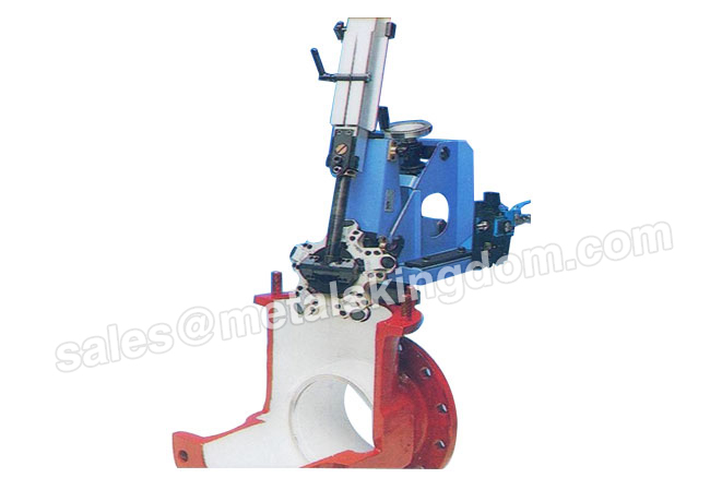 M-600 Portable Gate Valve Grinding Machine