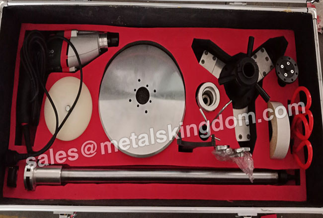 MJ-250 Portable Valve Grinding &Lapping Machine for Relief Valve