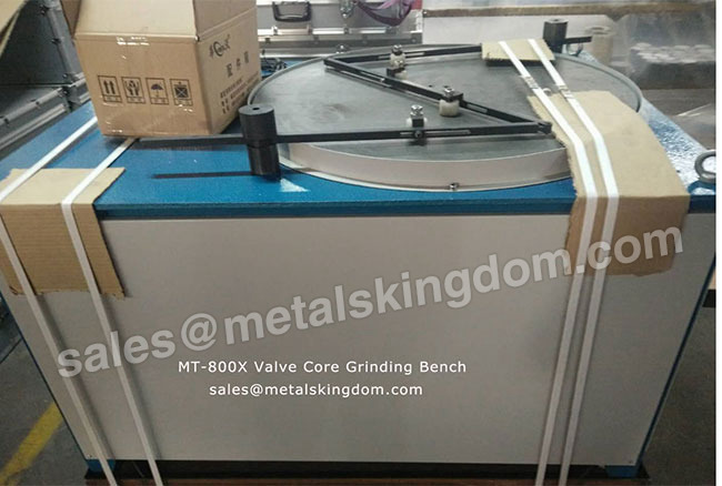 DN300-800mm Stationary Valve Core Grinding Machine
