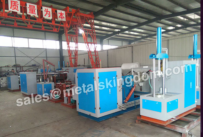 Horizontal Type SYTW600/5-32 Top Pressure  Valve Test Bench