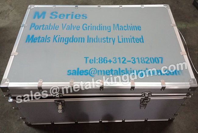 M-200  Portable  Gate Valve Grinding Machine