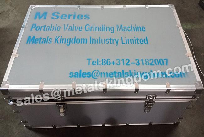 M-300C  Portable Gate Valve Grinding Machine