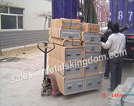 Shipment for Portable Valve Grinding&Lapping Machine