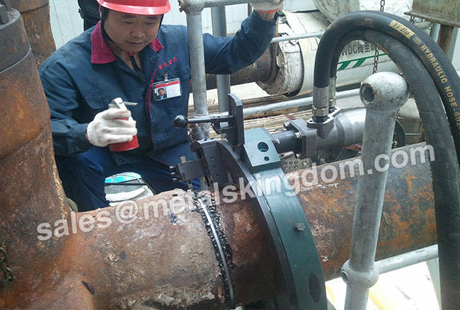 The working principle and product characteristics of one-way valve are briefly described