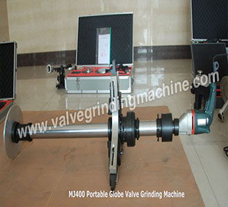 MJ series Portable Valve Grinding Machine for Globe&Safety Valves