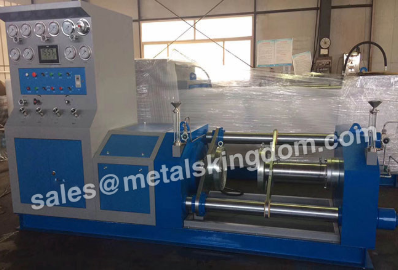 Metal Kingdom Power Valve Test Bench Valve Sealing Test Procedure