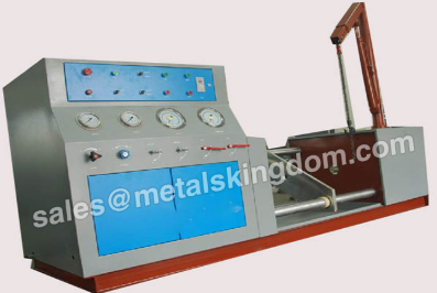 How Does the Valve Test Bench Perform the Valve Seal Leak Test?